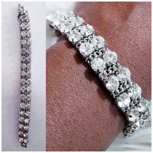 Beautiful Diamond Bracelet (Ann Taylor)